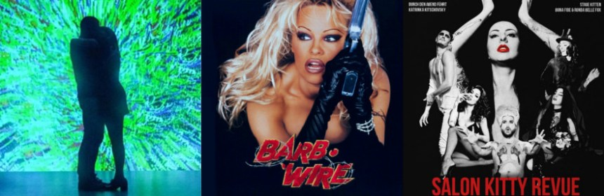 Zoe, Barb Wire, Salon Kitty