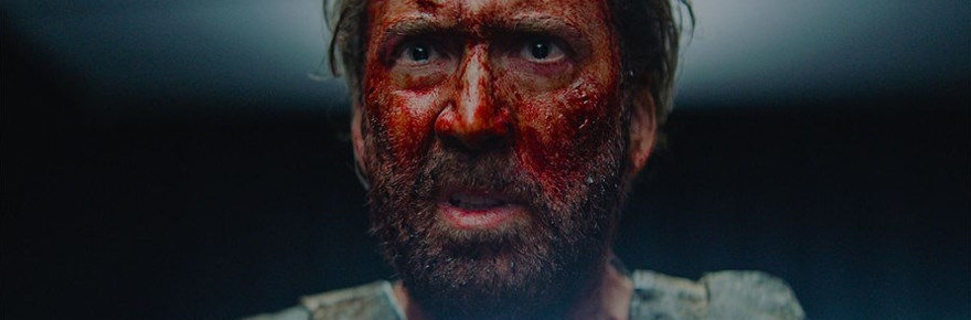 Mandy (2018) - Review