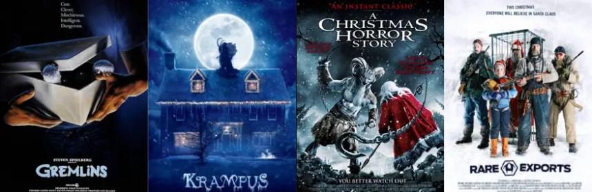Weihnachts-Horrorfilme