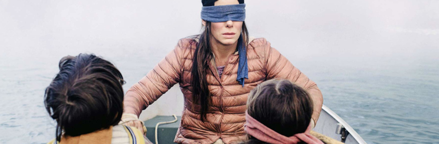 Bird Box (2018) - Review