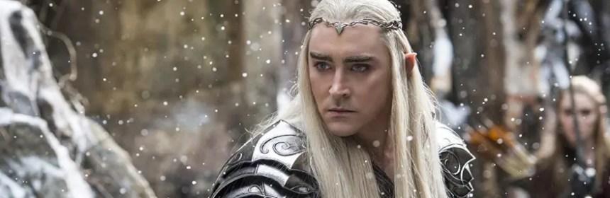 Der Hobbit. Thranduil