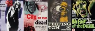 Britische Horrorfilme 60er