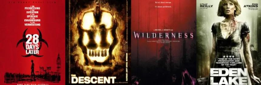 Britische Horrorfilme 2000er