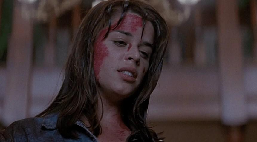 Final Girl Sidney Prescott aus Scream