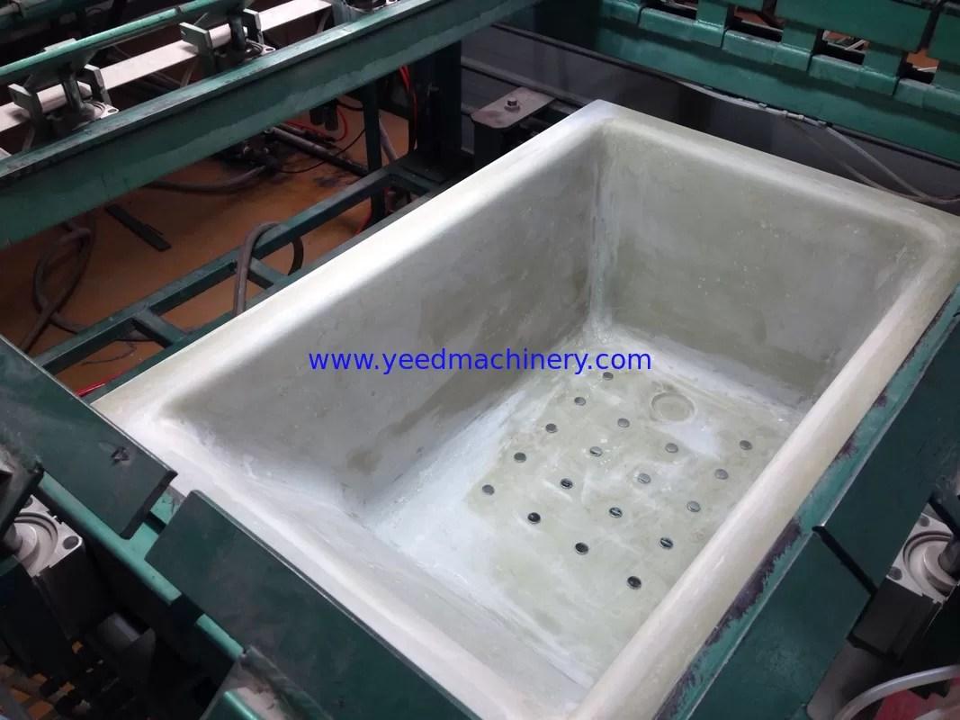 Acrylic Bathtub Thermoforming Machine