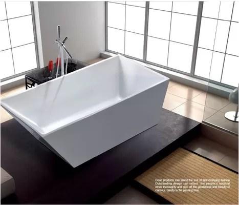 Acrylic Bathtub On Sales Quality Acrylic Bathtub Supplier
