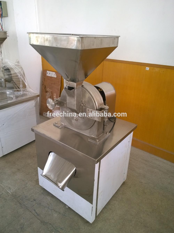 moulin à épices industriel