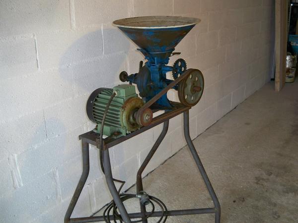 moulin a grain concasseur