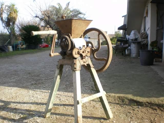 moulin a grain mais
