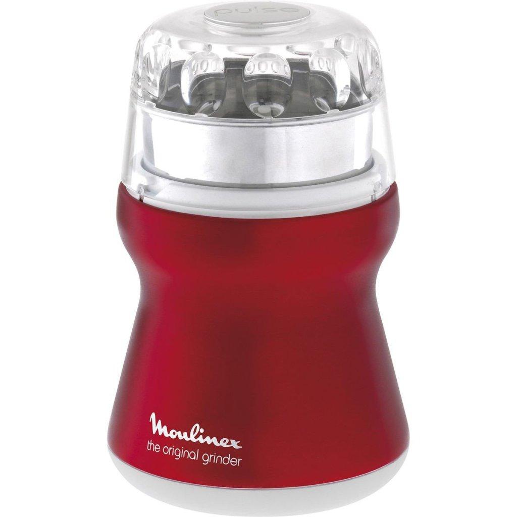 moulin a cafe moulinex rouge