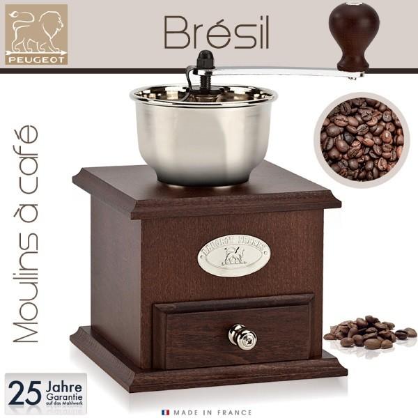 moulin à café peugeot bresil