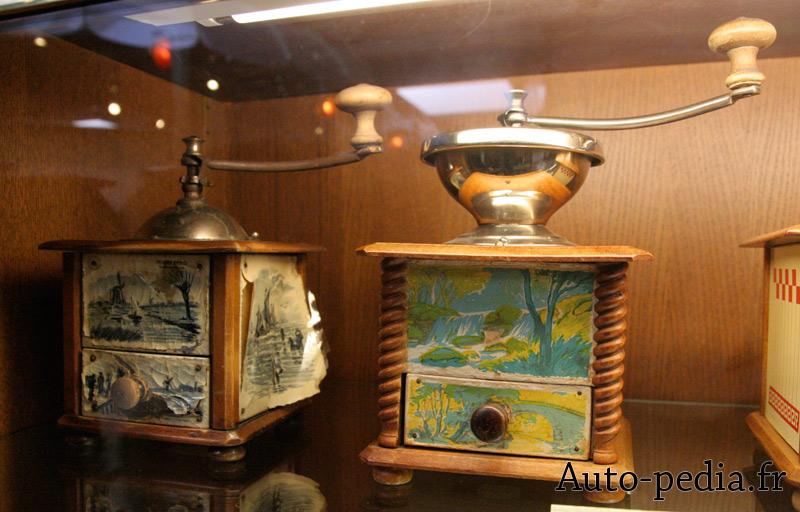 moulins à café anciens