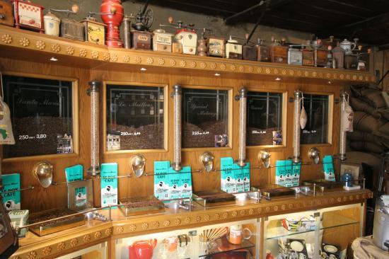 moulins a cafe de collection