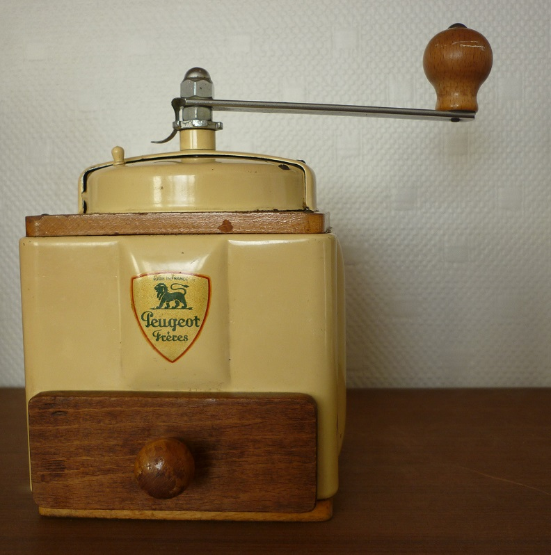 moulins à café peugeot