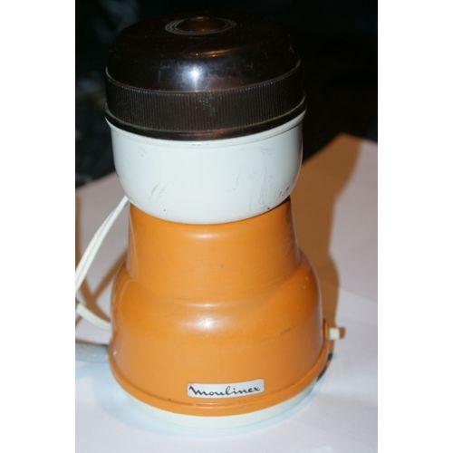 moulin a cafe moulinex orange