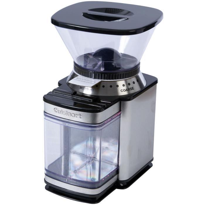 moulin a café cuisinart prix