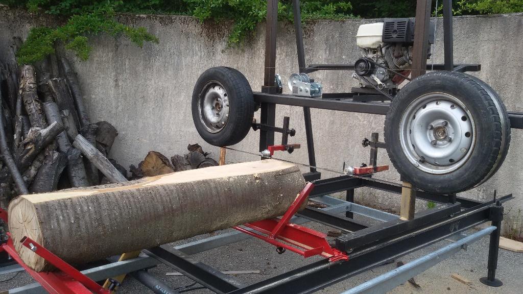 Comment faire un petit moulin en bois ?