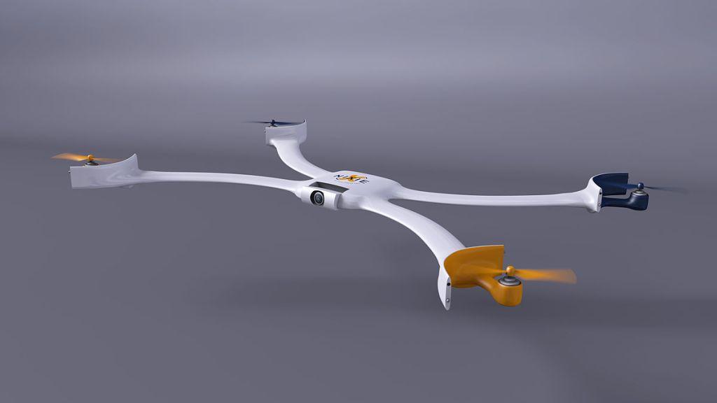 Comment savoir si la caméra gopro du drone est de bonne nuit ?