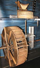 Comment fabriquer un moulin en bois ?