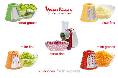 moulinex fresh express max accessoires