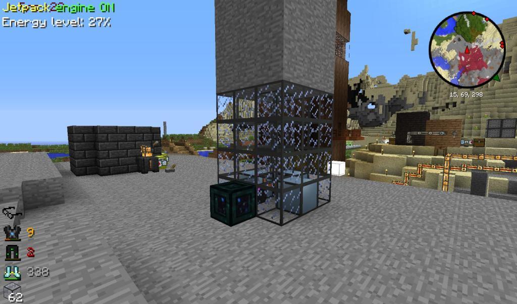 xp grinder minecraft