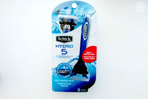 Schick Hydro® 5 Disposable Razor  – Amazon Rate and Review Contest