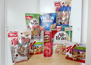 Kellogg Canada – New Year, New Products!