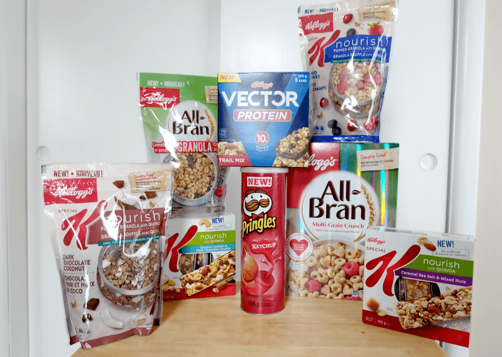 Kellogg Canada - New Year, New Products!