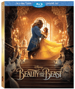Disney's NEW Beauty and the Beast on Blu-ray