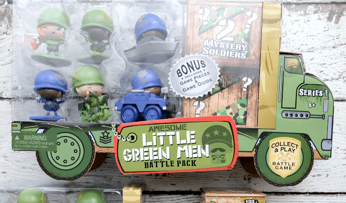 Awesome Little Green Men