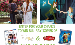 Disney's Peter Pan Signature Collection & Disney's A Wrinkle In Time