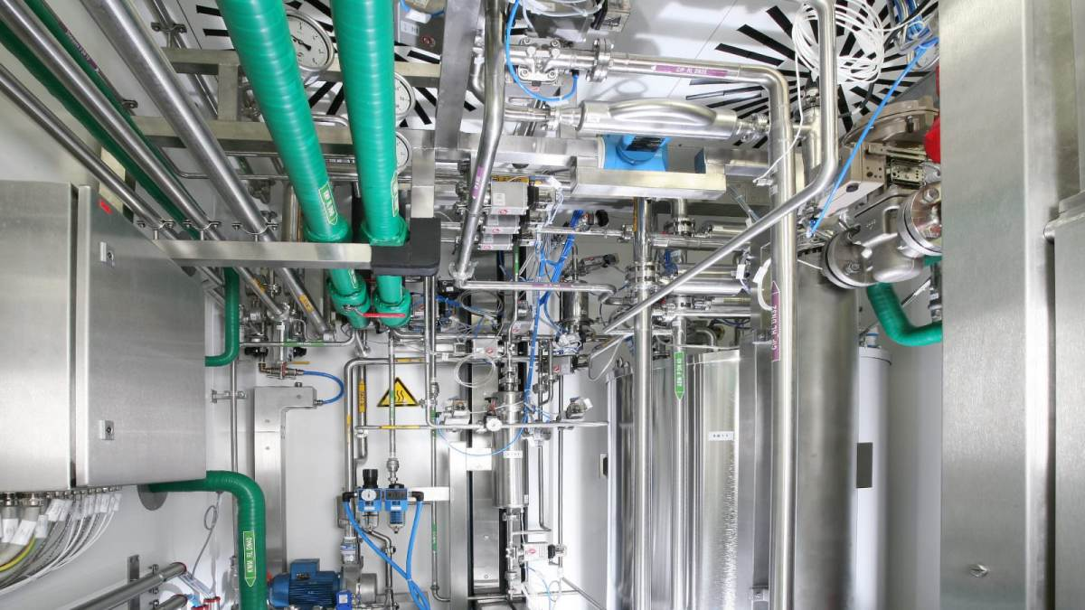 Chemical Processing Technology