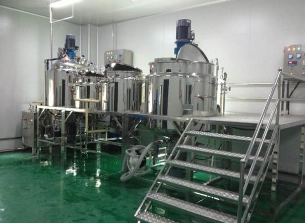 Cosmetic production line