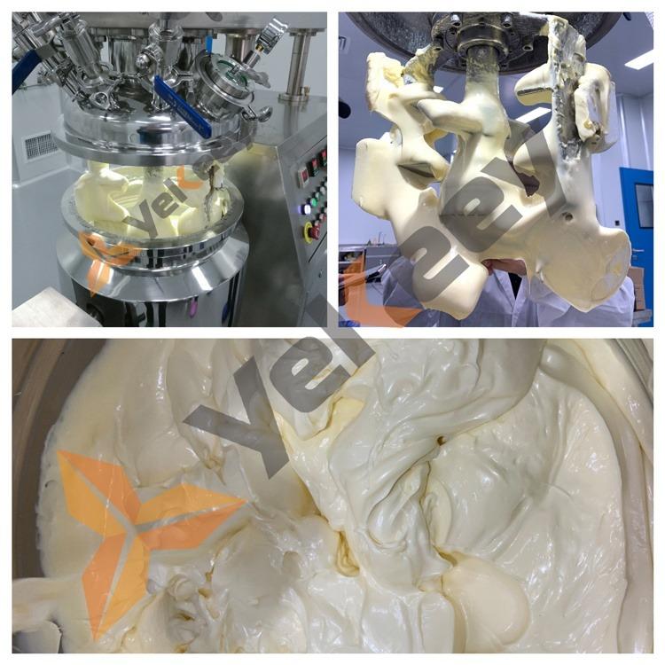 Mayonnaise emulsification test machine 22