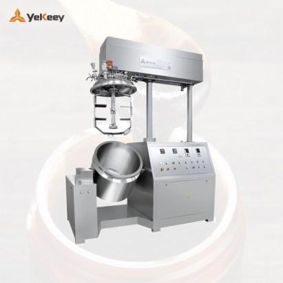 vacuum emulsifier, emulsifying pot, emulsifier