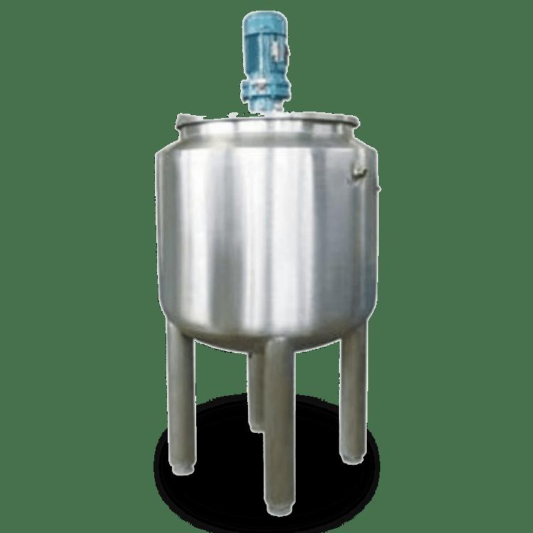 Atmospheric pressure mixer