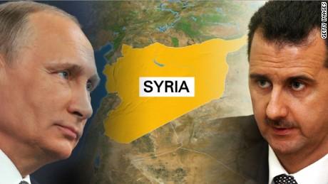 רוסיה  וסוריה ביחד  לזמן  קצוב – תחזית