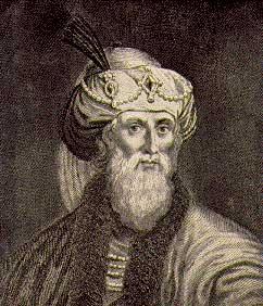יוסף בן מתתיהו הוא יוספוס פלביוס בציור מהמאה ה-16.