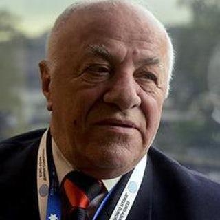 גוראם בטישואלי. הסופר וסגן נשיא הקונגרס היהודי העולמי (אתר הקונגרס היהודי העולמי)
