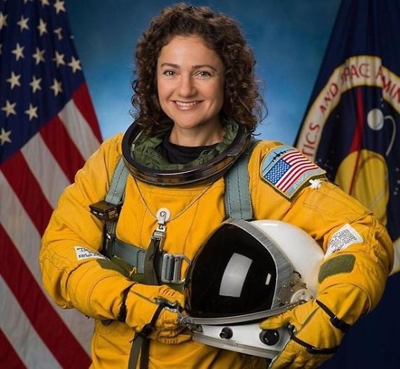 ג'סיקה מאיר:מבייקונור לתחנת החלל הבין-לאומית-מאיר גרינפלד