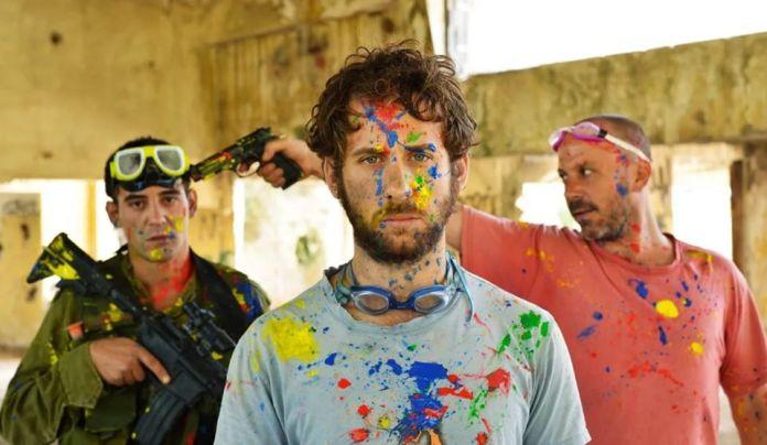 תמונת הסרט ״הצלילה״