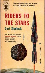 כריכת הספר riders to the stars