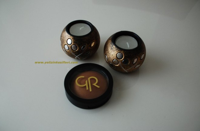 Golden Rose Terracotta Stardust Allık