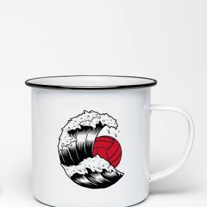 Mug Japan wave