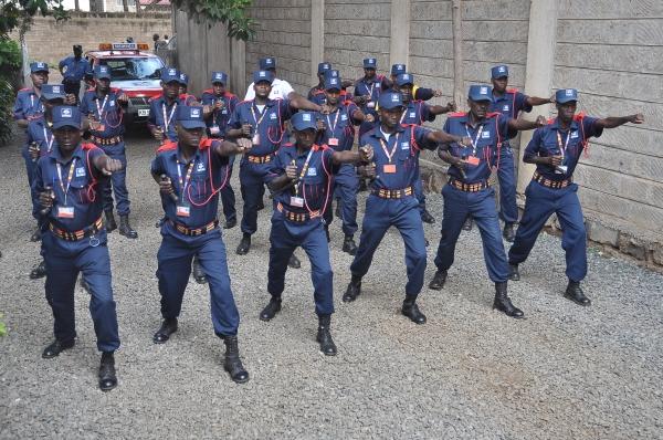 Security Guard Office Near Me