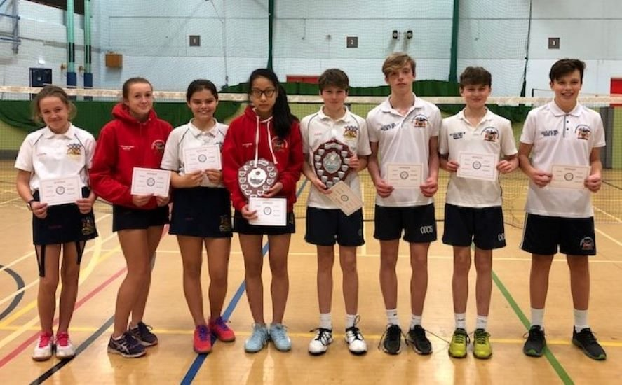 Badminton's up and coming stars compete in Hornchurch - Yellow Advertiser
