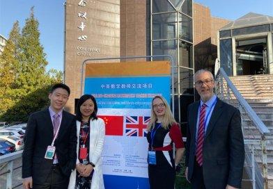 Billericay teacher visits Shanghai as part of maths exchange programme