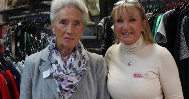 20 years of hospice charity in Hadleigh