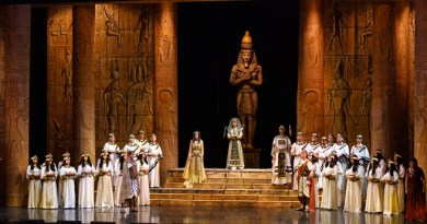 A night at the opera as Aida comes to the Towngate, Basildon