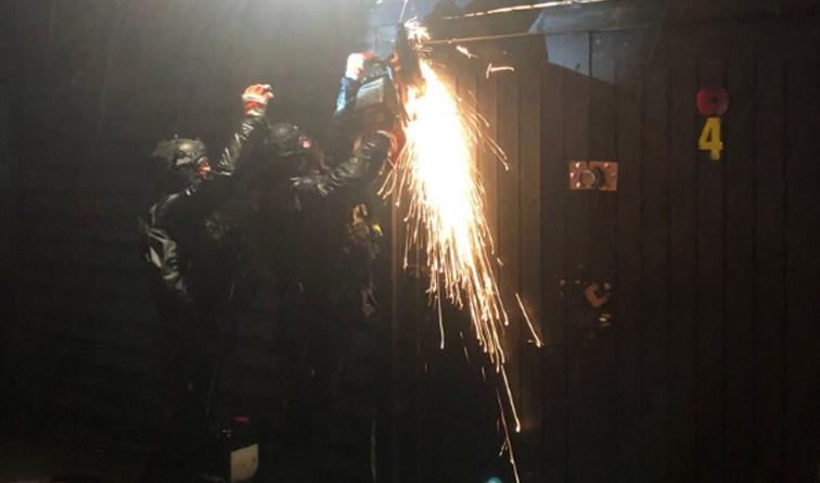Seventeen arrests after pre-dawn raids across Essex and East London